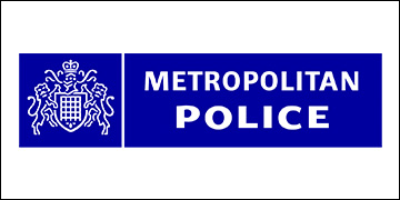 Logo for Met Police