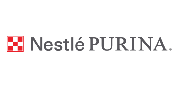 Logo for Nestle Purina